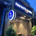 Namaste Indiaに行ってきました。